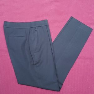 Elie Tahari Slim Black Pants Size 4